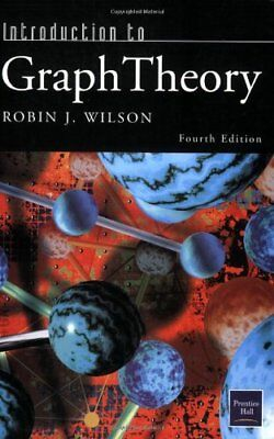 Introduction to Graph Theory by Wilson, Dr Robin J. Paperback Book The Cheap