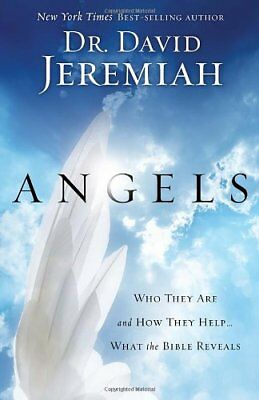 Angels by David Jeremiah Paperback Book The Cheap Fast Free Post