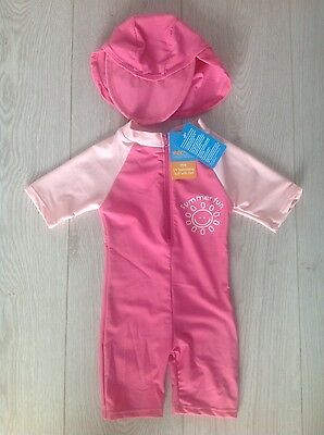 baby girls swimsuit. size 6-12 months