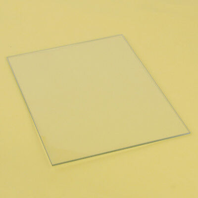 3D Printer Clear MK2 Heated Bed Borosilicate Glass Plate 213*200*3mm tempered