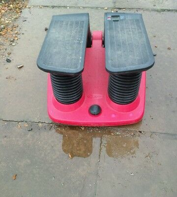 EXERCISE AIR STEPPER/Used item with monitor