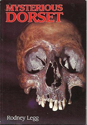 Mysterious Dorset by Legg, Rodney Paperback Book The Cheap Fast Free Post