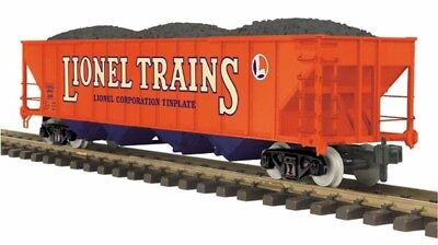 MTH RailKing 70-75030 Lionel Corporation One Gauge 4-Bay Hopper Car MIB **
