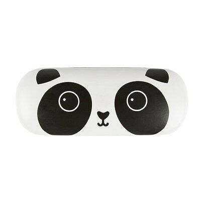Kawaii Panda Glasses Spectacles Hard Case New