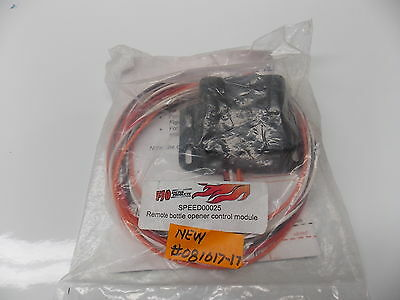 Fjo 00025 Remote Nitrous Bottle Open Control Module Drag Race Nx Nos 081017-17