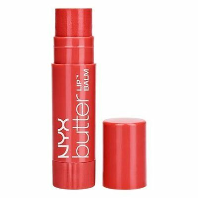 NYX COSMETICS : Butter Lip Balm Red Velvet Baume à Lèvres, NEUF