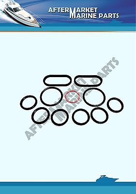 Volvo Penta oil cooler seal kit for 30 31 40 41 42 43 44 300 series engines
