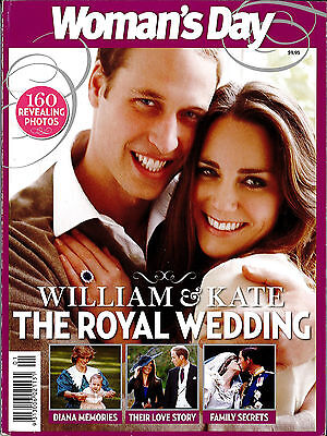 Woman's Day William and Kate: The Royal Wedding