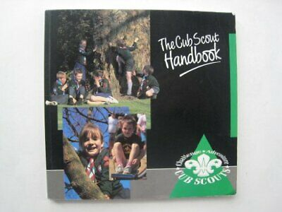 Cub Scout Handbook by Scout Association Paperback Book The Cheap Fast Free Post