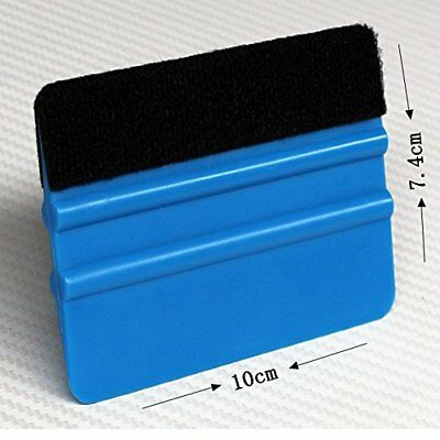 Leadercolor Durable Felt Edge Wrap Wrapping Cleaning Scraper Car Wrap Squeegees