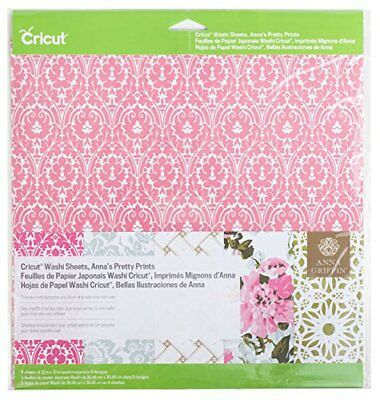 CRICUT 12 x 12 cm Washi Sheet
