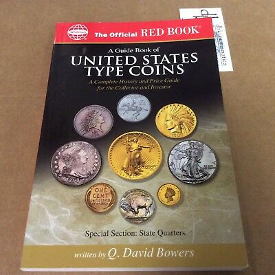 The Official Red Book - A Guide Book of United States Type Coins