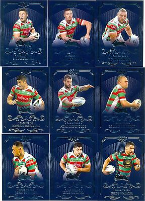 2017 ESP NRL ELITE Common team set - South Sydney rabbitohs