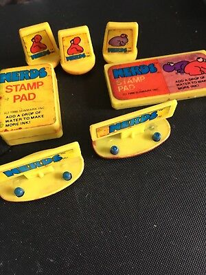 1986 Nerds Candy Stamps