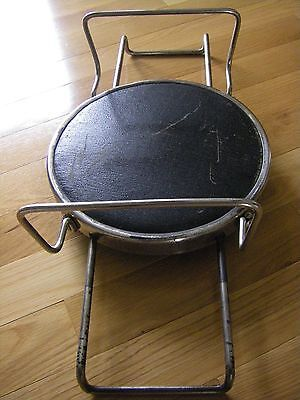 Vintage Barber Chair Child Seat