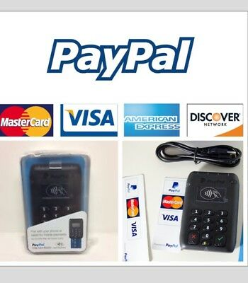 Paypal HereTap & Go Card Reader Chip Pin Digital Display
