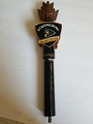 Beer Tap Handles Knobs -Strongbow Hard Cider-English- used