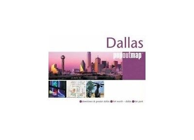 Dallas (Popout Map) (PopOut Maps) by Compass Maps Sheet map, folded Book The