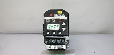 Berges ACP 3300-5b Frequency Converter acp33005b DEFECTIVE