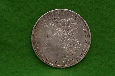 1879-O Morgan Silver Dollar - New Orleans Mint-US $1 coin