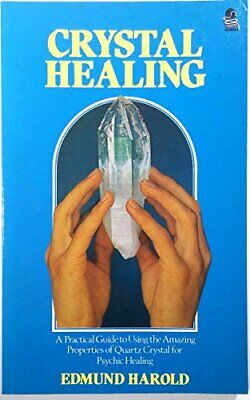 Crystal Healing by Harold, Edmund Paperback Book The Cheap Fast Free Post