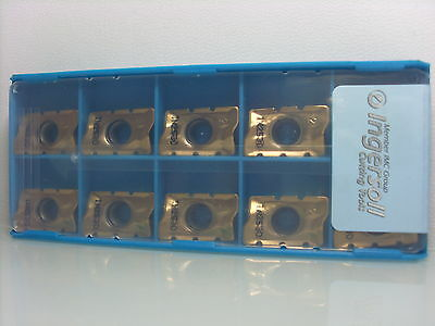 10 x Ingersoll R-In 170508R IN2530 INDEXABLE INSERTS