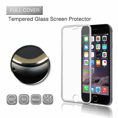 Premium Full Coverage Tempered Glass Screen Protector for Apple iPhone 7 Plus