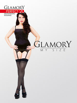 Classic Thigh High Stockings in Extra Plus Size