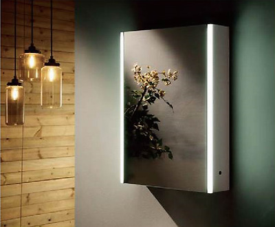 Led Chaving Cabinet 500*700*140Mm Built In Bluetooth Music Player