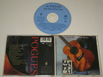 The Pogues/The Rest of the Best (Warner Bros.9031-77341-2 ) CD Album