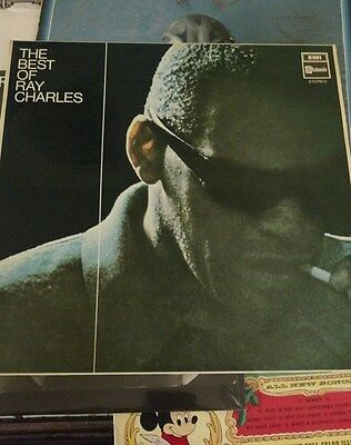 The Best of Ray Charles Vinyl LP Holland