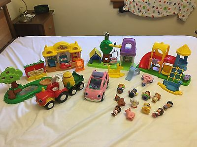 Fisher-Price Little People Bundle