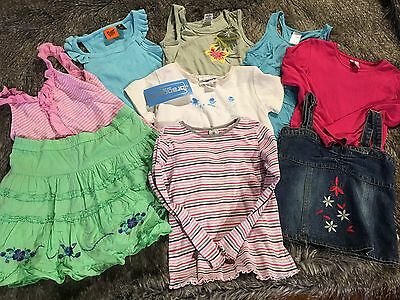 Girls Size 6 Spring Bundle - 9 items - tops, skirts, dresses