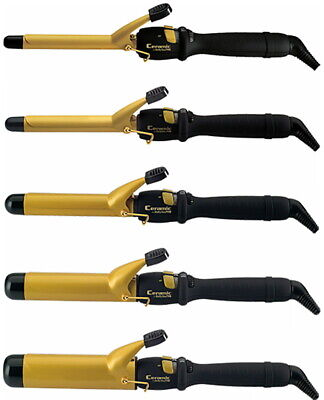 Babyliss Pro Ceramic Curling Iron Hair Tong (Assorted)/BabylissPro