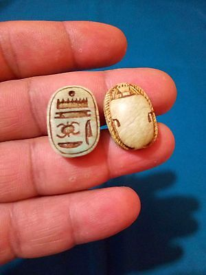 Pharaonic scarab. Mascot and happiness 2