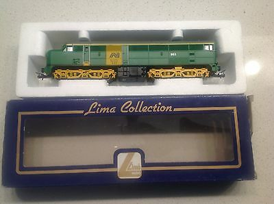 New Old Stock Lima Diesel Locomotive Australian National 930 Class 953 Nsw 44