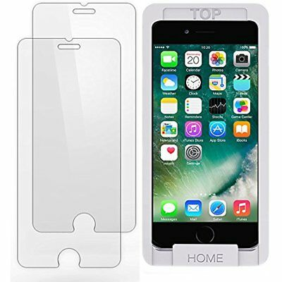 huge selection of d86f0 e9f54 IPHONE 6S SCREEN Protector Glass, Trianium IPhone Tempered Glass (2-Pack)  Screen