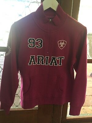 Ariat Horse 🐴 Riding Hoody  Fleece