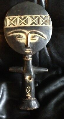 Antique African Carving Akuaba Doll