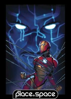 Invincible Iron Man, Vol. 3 #10A (Wk33)