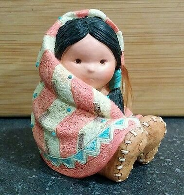 "Enesco, Friends of the Feather, ""Wrapped In Love"" © 1994 # 115649"
