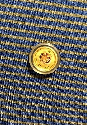 2010 1/20 gold coin lunar (year of the tiger colour)