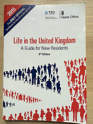 Life in the United Kingdom, Official Guide for New Residents, 2015