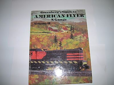 Greenberg's Guide to American Flyer Vol  II  Lot # 11798