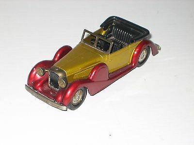 1938 Lagonda Drophead Coupé | MATCHBOX Models Of Yesteryear No. Y-11-3 | 1972