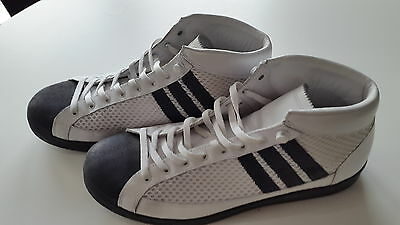 wholesale dealer 2c8ed de0b9 adidas originals by originals james bond and david beckham tennis vintage hi