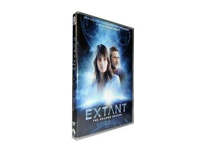 Extant: The Second Season 2 (DVD, 2015, 4-Disc Set)