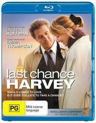 Last Chance Harvey - BLR Region A Free Shipping!