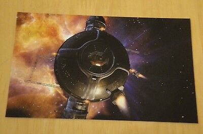 Doctor Who Printed Postcard ~ Platform One ~ New