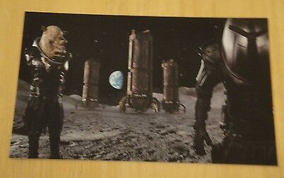 Doctor Who Printed Postcard ~ Judoon Platoon Upon The Moon ~ New